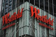 Westfield signage is seen on Sydney Shopping Centre in central Sydney, in 2011. The Australian shopping centre giant is to spend an extra 3.0 billion pounds ($4.71 billion) expanding in Britain, a report said on Monday, as it banks on London's resilience to an economic downturn