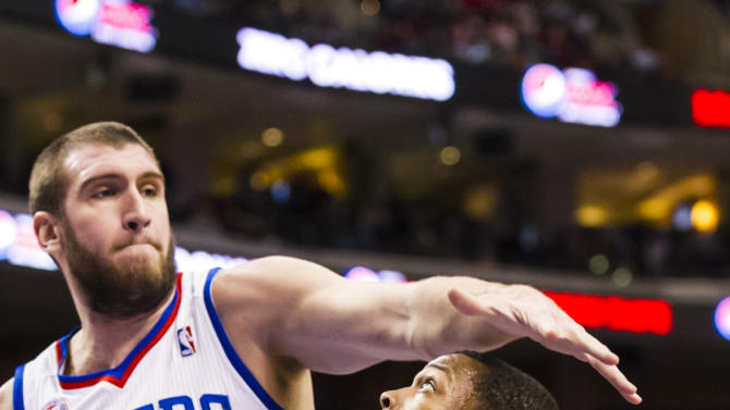 NBA: Toronto Raptors at Philadelphia 76ers