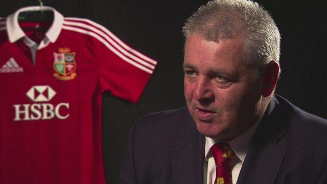 Gatland to make British Lions wait on selection [AMBIENT]
