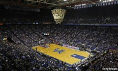 The University of Kentucky's Rupp Arena