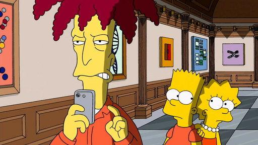 Getting On Sideshow Bob's Last Nerve