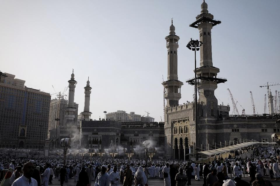 b39a0079dc4743ae40c37f1a8acf8a6770bf30ff - 'A Sinner in Mecca' documents gay Muslim pilgrimage - Lifestyle, Culture and Arts