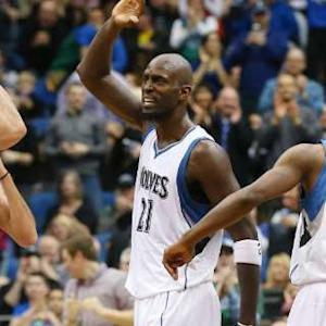 Kevin Garnett's Long Awaited Return Home