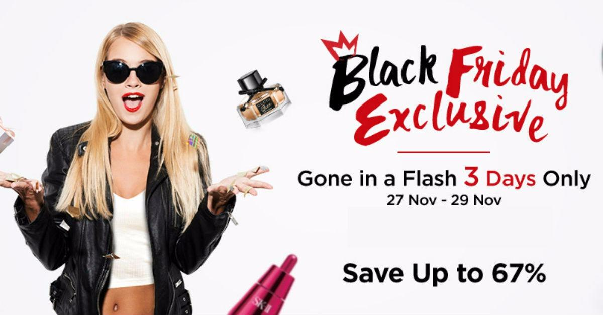 Black Friday Sale is On Now Till Sunday!