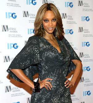 "Tyra Banks: I Was ""Too Heavy"" at 17 to Make It as a Model in 2012"