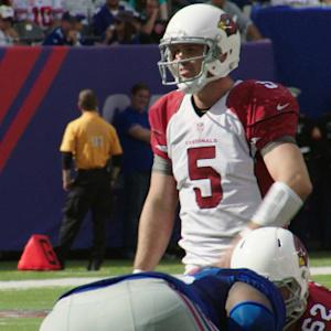Tools For Victory: Arizona Cardinals quarterback Drew Stanton