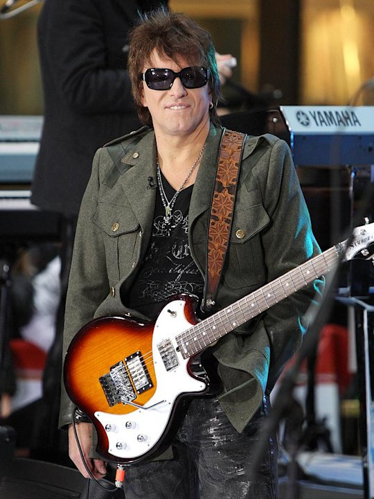 Sambora Richie Today Shw Prfrmnc