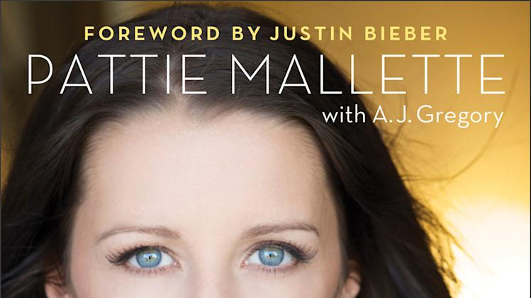 """This book cover image released by Revell Books shows """"Nowhere but Up: The Story of Justin Bieber's Mom,"""" an autobiography by Pattie Mallette. The book was released on Sept. 18, 2012. (AP Photo/Revell)"""