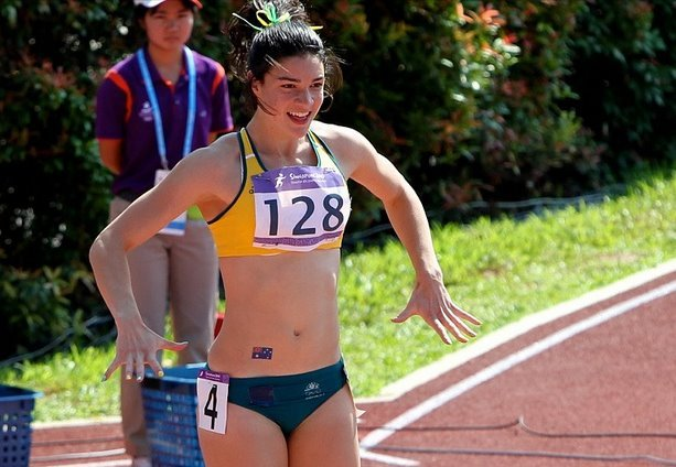 Michelle Jenneke