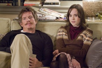 Thomas Haden Church and Ellen Page in Miramax Films' Smart People