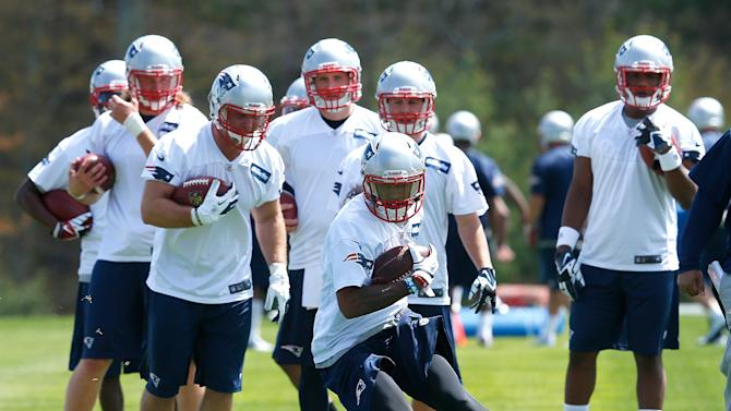 New England Patriots Rookie Camp