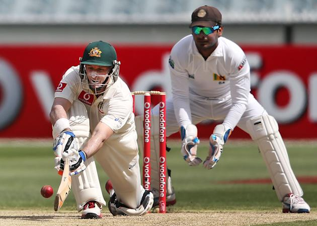 Australia v Sri Lanka - Second Test: Day 2