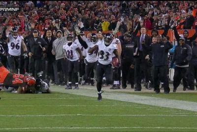 Ravens beat Browns on 'kick six' in most absurd 'Monday Night Football' ending imaginable