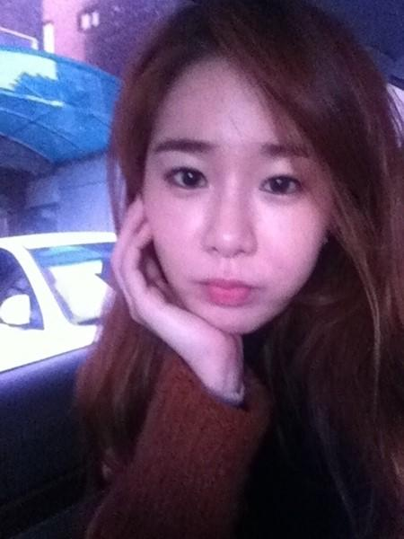 Yoo In Na reveals a recent photo of herself