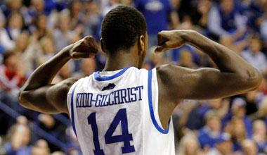 Kentucky's Kidd-Gilchrist comes of age in slugfest