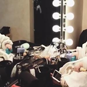 Kelly Clarkson Teases Secret Project With Adorable Video of Daughter River Rose