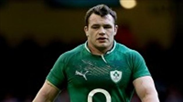 Cian Healy can now feature against France at the Aviva Stadium