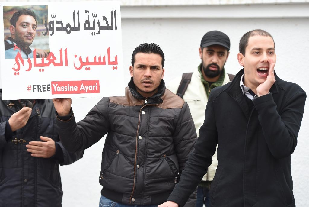 Tunisia blogger gets 6 months for defaming army