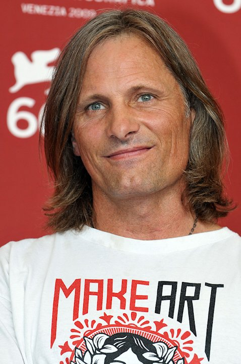 66th Annual Venice Film Festival 2009 Viggo Mortensen