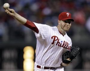 Halladay, Phillies beat Marlins