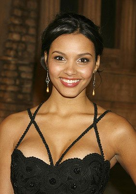Jessica Lucas at the Los Angeles premiere of Paramount Pictures' Cloverfield