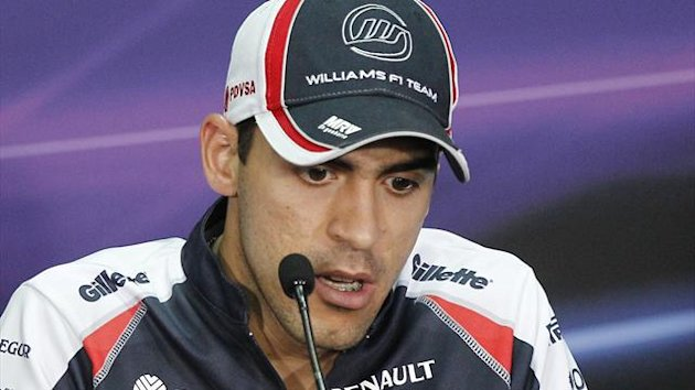 2012 Williams, Pastor Maldonado (AP/LaPresse)