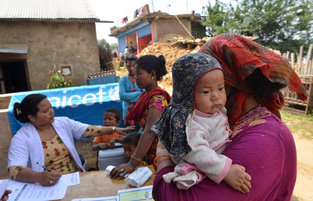 Health workers race to prevent Nepal measles outbreak
