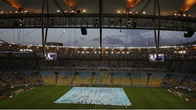 South American Football - With FIFA gone, Brazil stadium standards slide