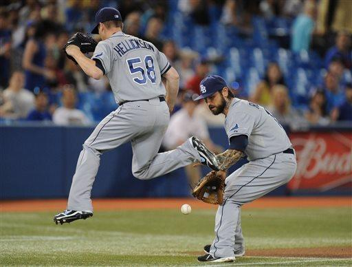 Bautista powers Blue Jays past Rays 4-3