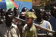 &lt;p&gt;A young UPC (Union of Congolese Patriots) member attends a 2003 rally led by leader Thomas Lubanga in Bunia, Democratic Republic of Congo. The ICC, the world&#39;s only independent, permanent tribunal to try genocide, war crimes and crimes against humanity has issued four arrest warrants for crimes in the DRC since opening its doors in 2003.&lt;/p&gt;