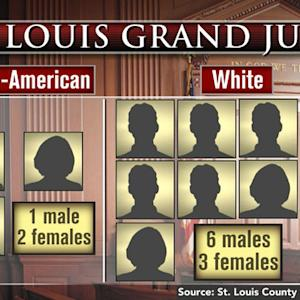 What led to the grand jury decision not to indict Darren WIlson?