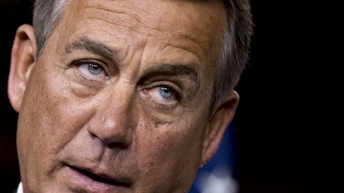 GOP 'fiscal cliff' plan echoes failed budget talks