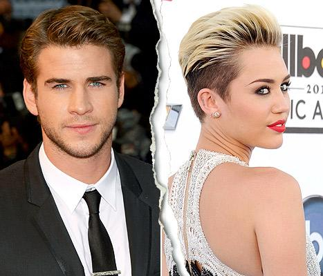 Miley Cyrus, Liam Hemsworth Break Up