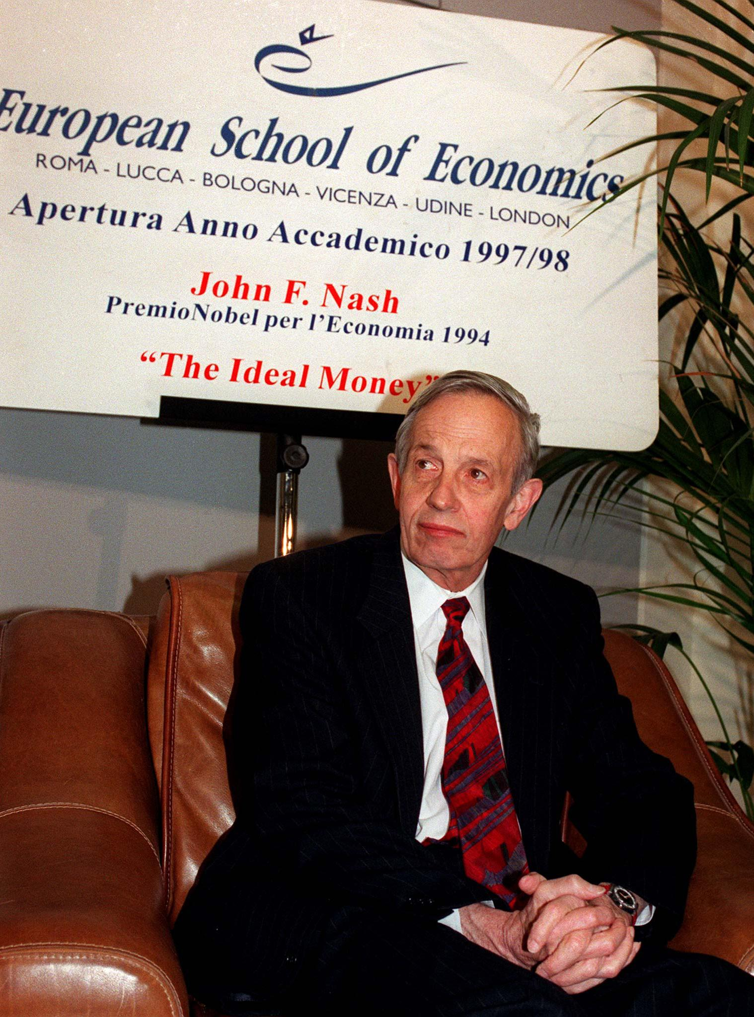 John Nash: A life of great struggle and even greater success