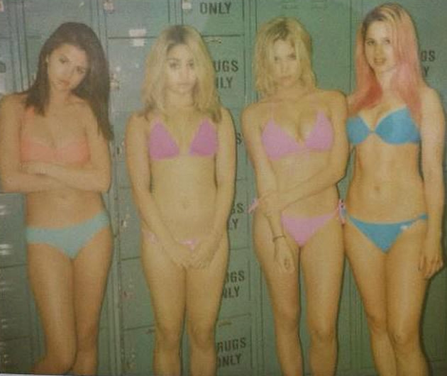 Vhud-tis vanessa hudgens ashley tisdale gym buddies 13