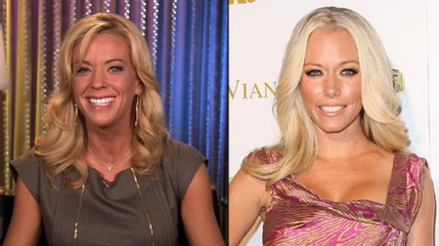 Kate Gosselin and Kendra Wilkinson  -- Getty ImagesAccess Hollywood