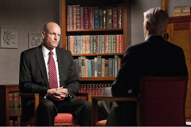 Woody Harrelson as Steve Schmidt  in &quot;Game Change.&quot; 
