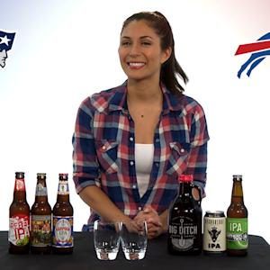 Mustard Minute: Week 11 Monday Night Football Beer Pick 'Em