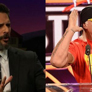 Joe Manganiello's Funny Story About Hulk Hogan Trying to Pronounce His Name