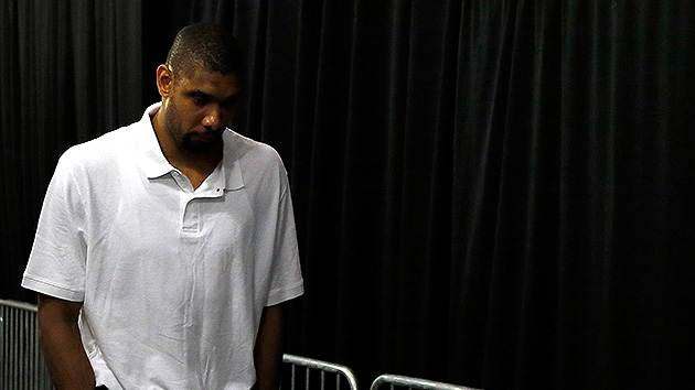 Tim Duncan on missing two late game-tying layup tries: 'Game 7 is always going to haunt me'
