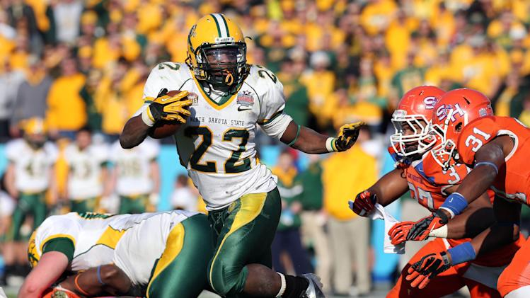 NCAA Football: FCS Championship-North Dakota State vs Sam Houston State