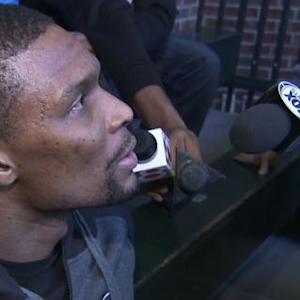 Bosh Talks Pacers, Paul George