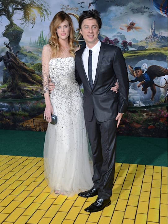 "Premiere Of Walt Disney Pictures' ""Oz The Great And Powerful"" - Arrivals"