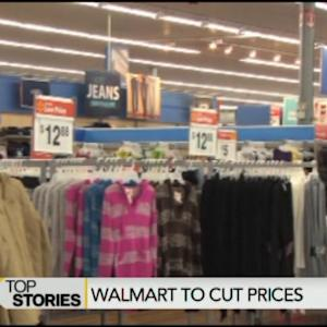 Wal-Mart Cutting Prices on 20K Items to Boost Sales