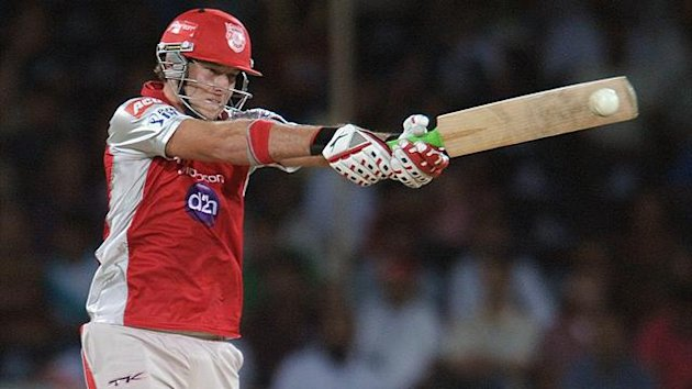 David Miller of Kings XI Punjab (AFP)