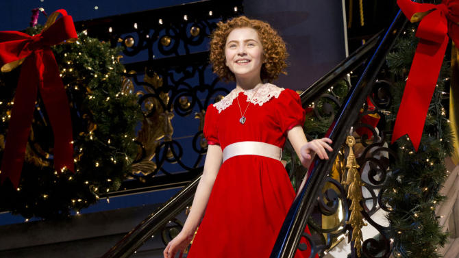 Broadway revival of 'Annie' to close in January