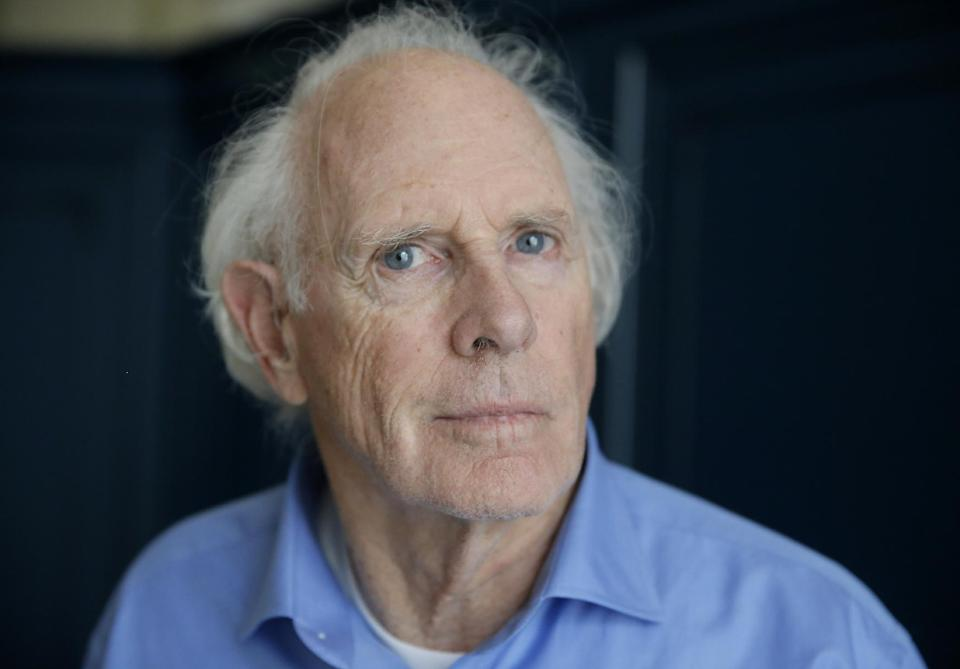 Actor Bruce Dern poses for a portrait at the 66th international film festival, in Cannes, southern France, Friday, May 24, 2013. (Photo by Todd Williamson/Invision/AP)
