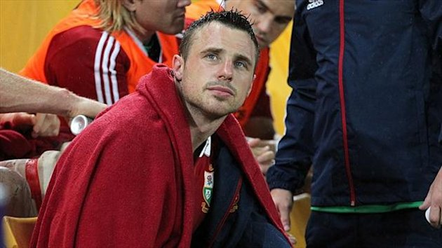 Tommy Bowe has recovered from hand surgery