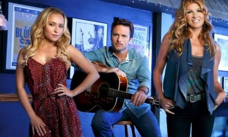 ABC's new drama Nashville benefits from a spot-on cast including its two leading women, Hayden Panettiere (left) and Connie Britton (right).