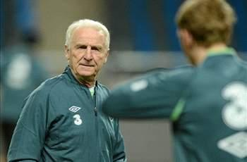 'We deserved the draw' - Giovanni Trapattoni after Ireland's draw with Sweden